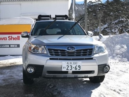 Rental SUV by Freedom Car Rental Hakuba